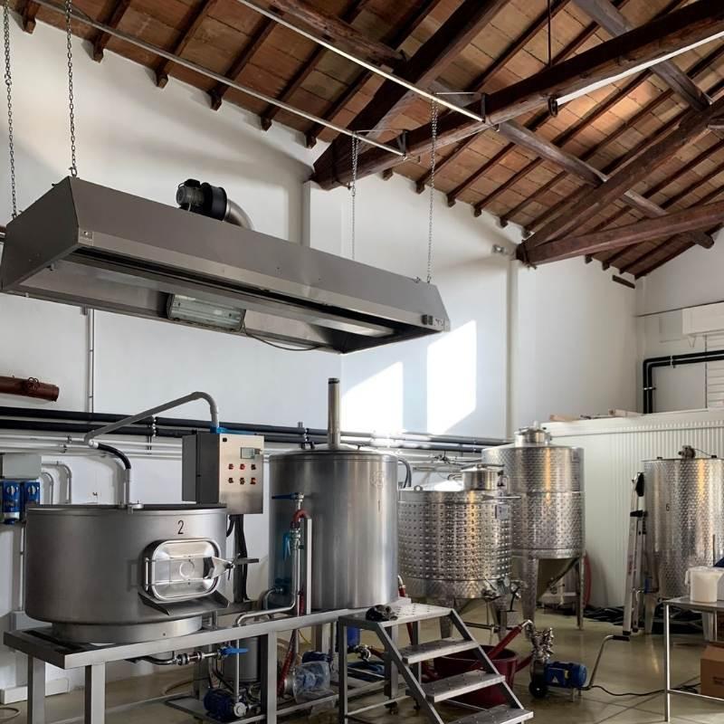 Produzione Birra Artigianale Modena   Birrificio Obici   Finale Emilia